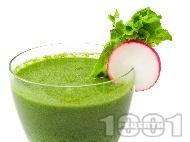 Рецепта Здравословно зелено смути от маруля